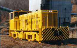 Freight Locomotives - BROOKVILLE Switchers End Cab