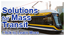 Solutions for Mass Transit