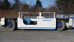 BROOKVILLE 10 ton Diesel Inspection Vehicle