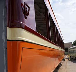 Streetcar and Trolley Museums