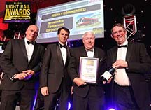 Brookville Equipment Corporation - Manufactuer of the Year - Highly Commended