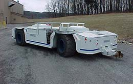 BROOKVILLE 15 ton Battery Tractor