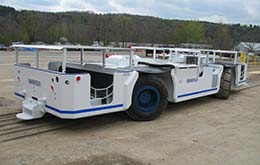BROOKVILLE 15 Man RT Battery Personnel Carrier